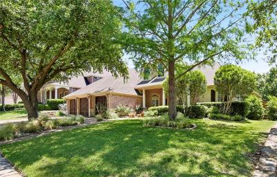 Frisco Single Family Home Active Option Contract: 4595 Mariner Drive