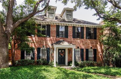 Single Family Home For Sale: 2906 University Boulevard