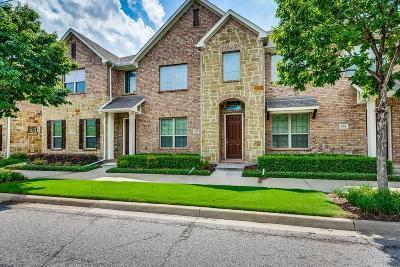 Richardson Townhouse For Sale: 628 S Greenville Avenue