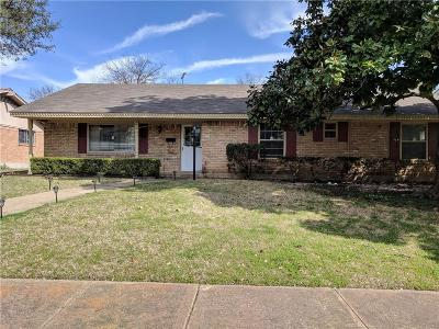 Dallas Single Family Home For Sale: 2612 Heatherwood Drive