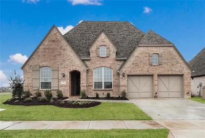 Little Elm Single Family Home For Sale: 1024 Knoll Street