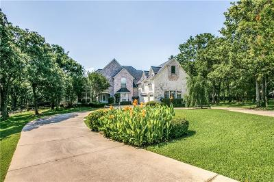 Flower Mound Single Family Home For Sale: 2600 Gentle Drive