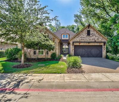Grapevine TX Single Family Home Active Option Contract: $475,000