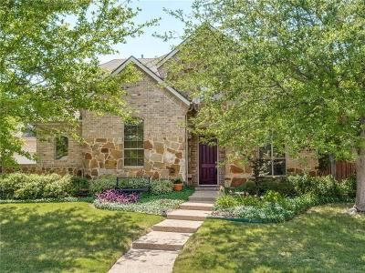 Prosper Single Family Home For Sale: 520 Willowview Drive