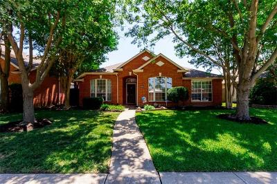 Frisco Single Family Home Active Contingent: 10913 Columbia Drive
