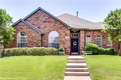 Frisco Single Family Home Active Contingent: 10305 Max Lane