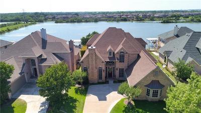 Arlington Single Family Home Active Option Contract: 4406 Enchanted Oaks Drive