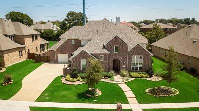 Prosper Single Family Home For Sale: 741 Shadow Hill Drive