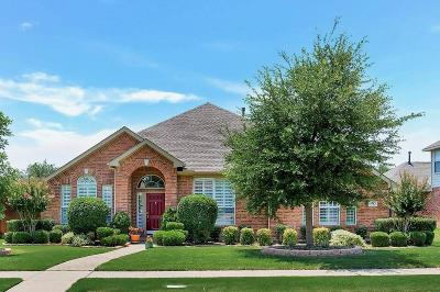Plano Single Family Home Active Option Contract: 3012 Edwards Drive