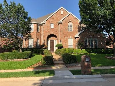 Plano  Residential Lease For Lease: 6628 Gray Wolf Drive