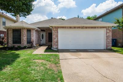 Flower Mound Single Family Home Active Option Contract: 3336 Windchase Drive