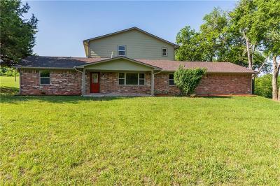 Sherman Single Family Home For Sale: 2182 Baker Ridge Road