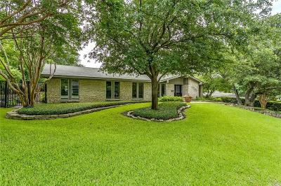 Fort Worth Single Family Home For Sale: 6325 Firth Road