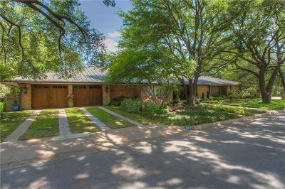 Fort Worth Single Family Home For Sale: 4450 Harley Avenue