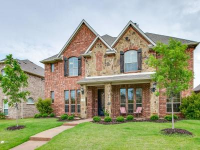Frisco Single Family Home Active Contingent: 1148 Dutch Hollow Drive