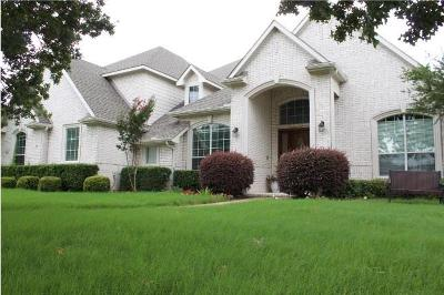 Flower Mound Single Family Home For Sale: 5609 Lavon Drive