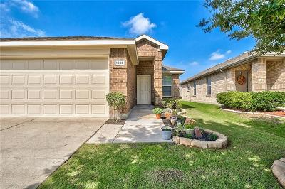 Royse City Single Family Home Active Contingent: 1325 Silver Maple Lane