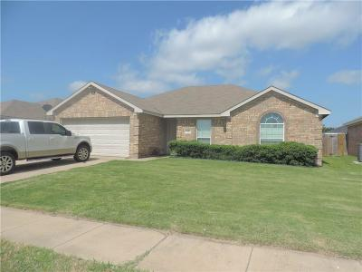 Waxahachie Single Family Home For Sale: 110 Tranquillity Lane
