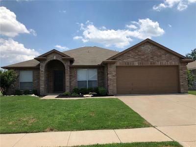 Saginaw Single Family Home For Sale: 505 Alex Street