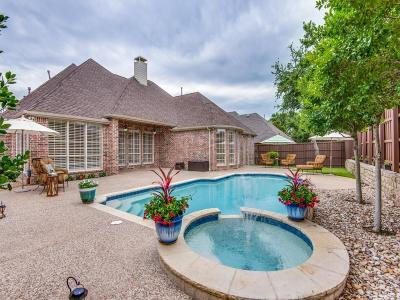 Carrollton Single Family Home Active Contingent: 1640 McGee Lane
