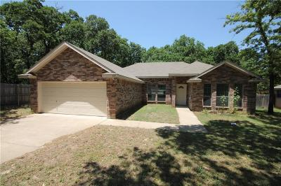 Azle Single Family Home Active Option Contract: 409 Meadowcrest Drive