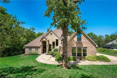 Azle Single Family Home Active Option Contract: 109 N Natural Spring Lane