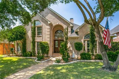 Coppell Single Family Home Active Contingent: 712 Woodmoor Drive