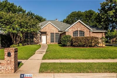 North Richland Hills Single Family Home For Sale: 8449 Parkdale Drive