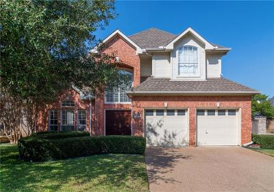 Grapevine Single Family Home For Sale: 2802 Timber Hill Drive