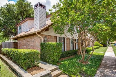 Carrollton Townhouse Active Option Contract: 2022 Clubridge Drive