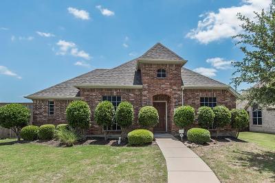Frisco Single Family Home Active Option Contract: 13290 Grayhawk Boulevard