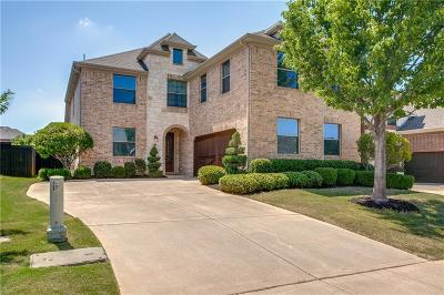 Keller Single Family Home For Sale: 1704 Imperial Springs Drive