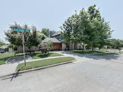 Mckinney Single Family Home Active Option Contract: 501 Park View Avenue