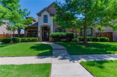 Allen Single Family Home For Sale: 1003 Estes Park Drive
