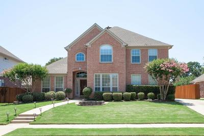 Flower Mound Single Family Home For Sale: 3217 Marquette Drive