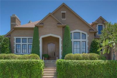Fort Worth Single Family Home For Sale: 1831 Westover Square