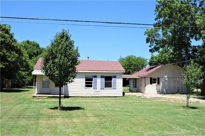 White Settlement Single Family Home Active Option Contract: 421 Russell Street