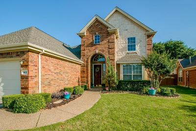 Irving Single Family Home Active Option Contract: 408 Manders Court