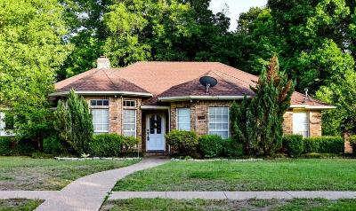 Lancaster Single Family Home For Sale: 734 Mill Creek Road