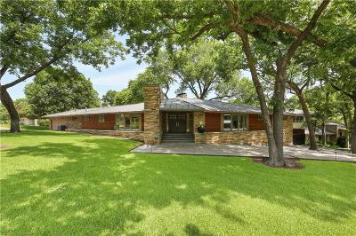 Single Family Home For Sale: 7405 Kenshire Lane
