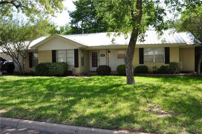 Brown County Single Family Home Active Option Contract: 2002 7th Street