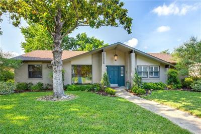 Single Family Home Active Option Contract: 12424 Cedar Bend Drive