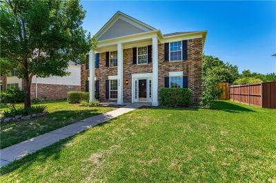 Lewisville Single Family Home For Sale: 1342 Old Barn Lane
