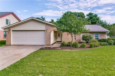 Single Family Home For Sale: 1602 Sara Lane