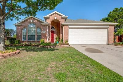 Denton Single Family Home For Sale: 3216 Como Lake Road