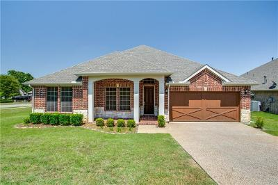 Weatherford Single Family Home For Sale: 1030 Thistle Hill Trail