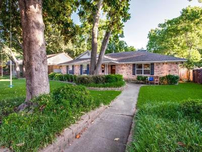 Single Family Home For Sale: 9222 Chiswell Road