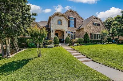 Keller TX Single Family Home For Sale: $539,900