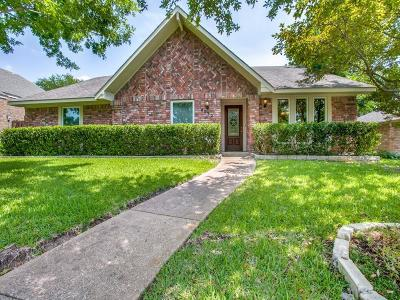 Single Family Home Active Option Contract: 8030 Moss Meadows Drive