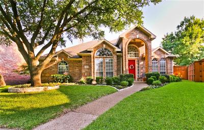 Richardson Single Family Home Active Option Contract: 1900 Country Meadow Lane